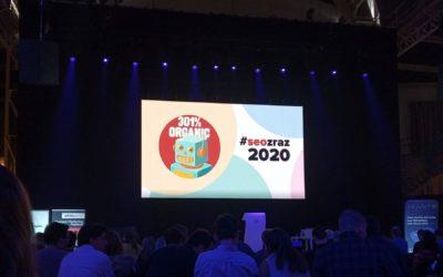 SEO Zraz 2020 – Co si z něj odnést